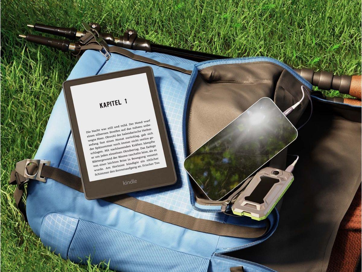 Amazon Kindle Paperwhite 2021 Header
