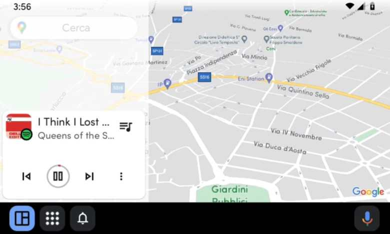 Android Auto Coolwalk Leak 2