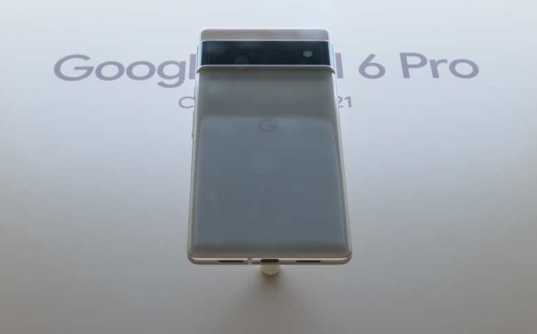 Google Pixel 6 Pro Leak Nyc 2