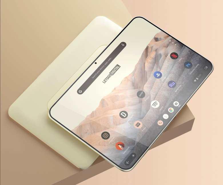 Google Pixel Tablet Patent Leak2