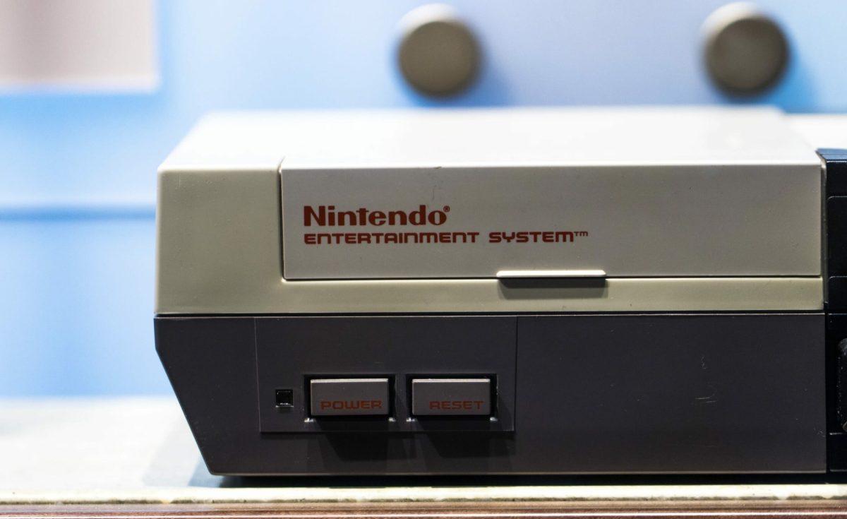 Nes - Nintendo Entertainment System Head