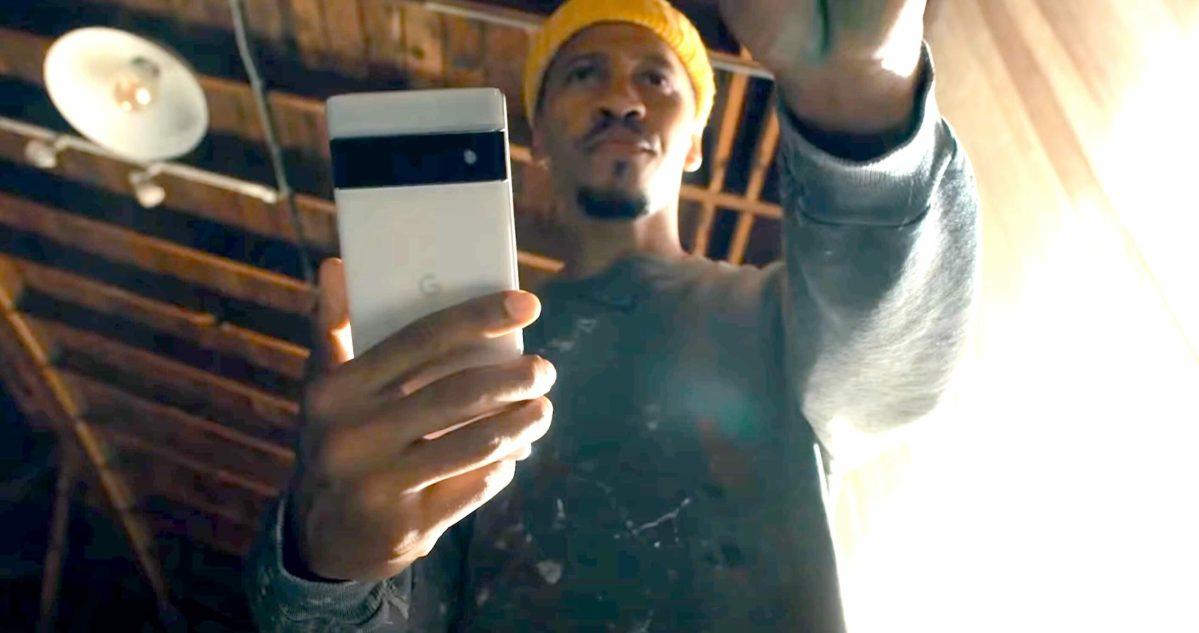 Pixel 6 Video Screenshot Aufgehellt