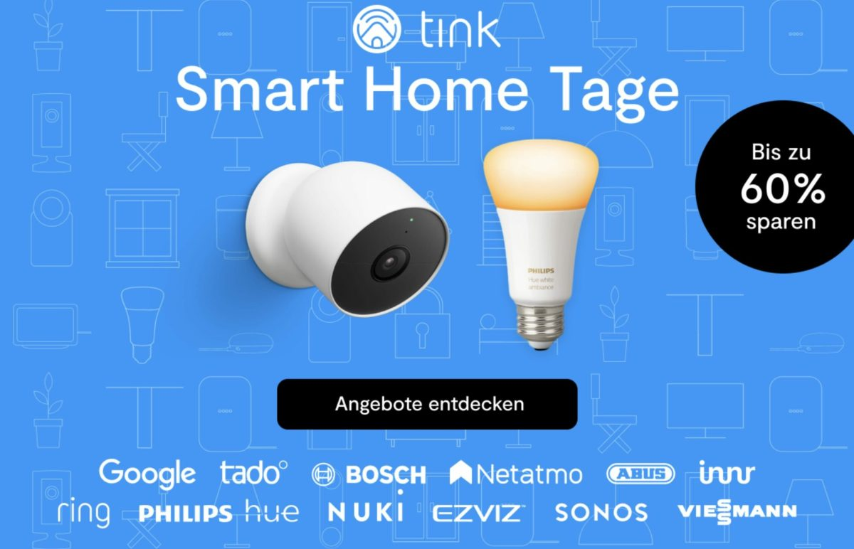 Smart Home Tage Tink Herbst 2021
