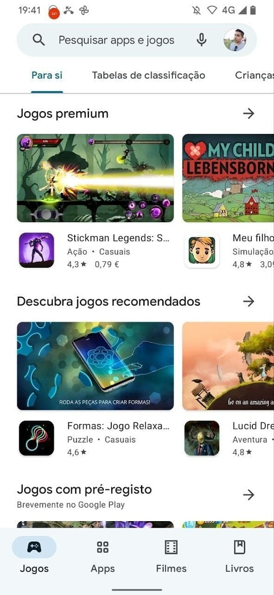 Google Play Store Material You 1