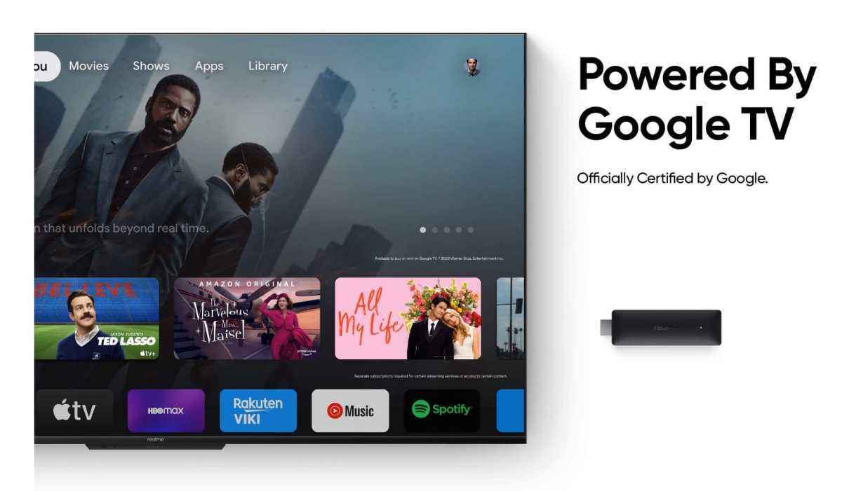 Realme Google Tv Stick