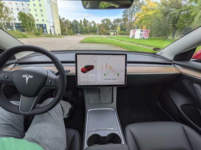 Tesla Model 3 Lr Awd 2021 Test 16