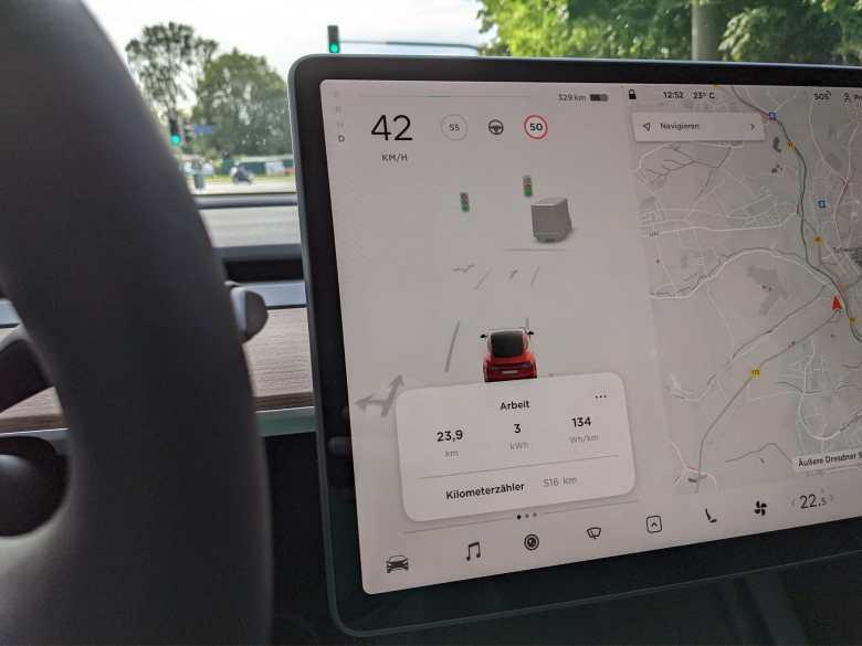 Tesla Model 3 Lr Awd 2021 Test 3