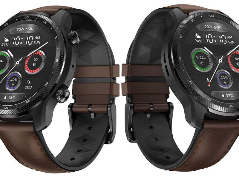 Ticwatch Pro X Header
