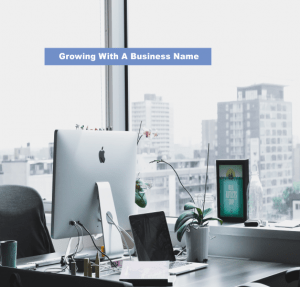 Growing WithA Business Name