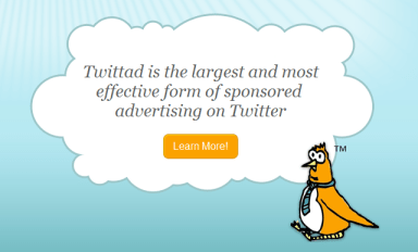 make money with Twittad