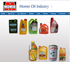 momin oil