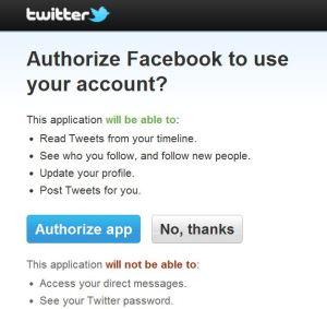 Tweet Authentication