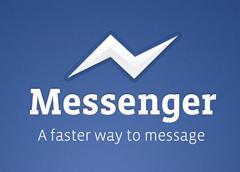 fb messenger chat IM