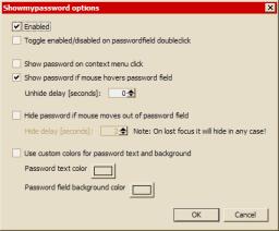 Show My Password