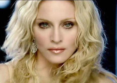 madonna - richest singer 2012