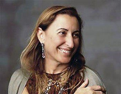 miuccia prada- the richest brand woman