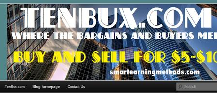 tenbux blog