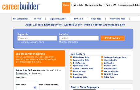 CareerBuilder India