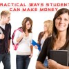 How College Students Can Earn Money While Studying?