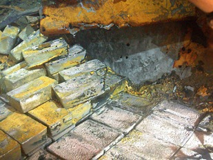 48 Tons of Silver Recovered From World War II Shipwreck