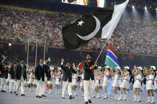 olympic-pakistan 2012 parade