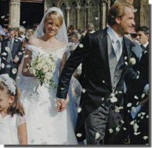 alessandro Vallarino gancia and delhphine arnault wedding