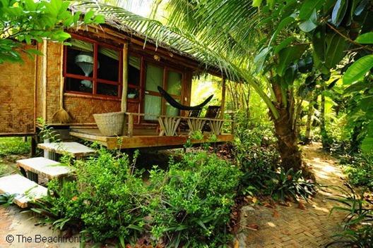 Bamboo Bungalows, Koh Phayam