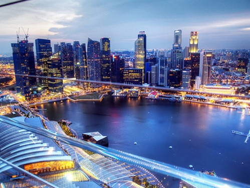 Singapore (Tied)