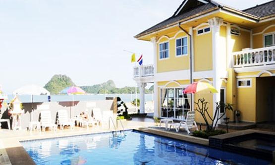 Sun Beach Guesthouse, Prachuap Khiri Khan