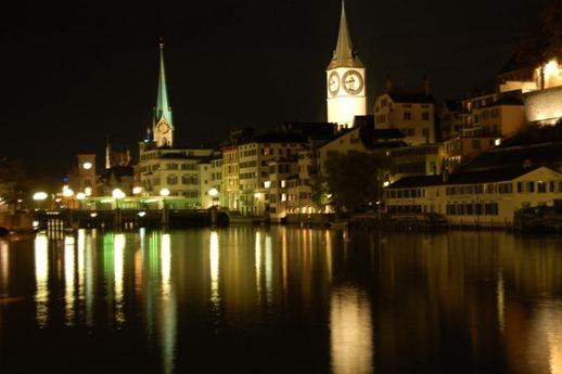 Zurich, Switzerland (Tied)