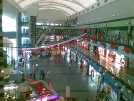 cross river mall, karkarduma, delhi