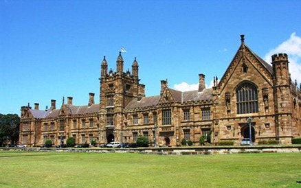 famous Australian National University