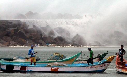 Cyclone Nilam