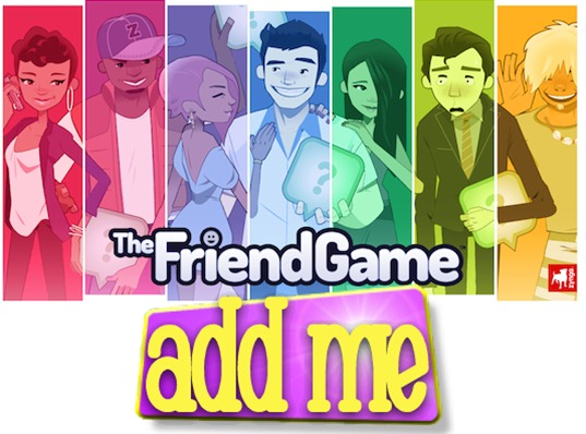 the friends game