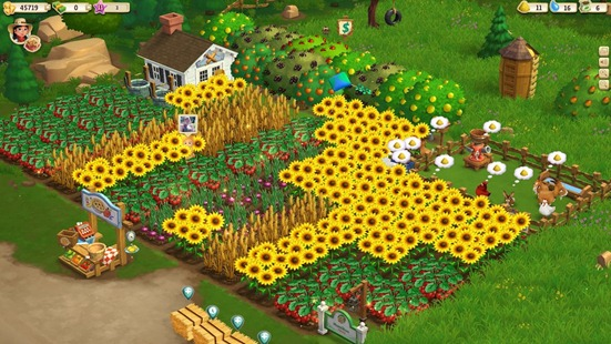 facebook and farmville