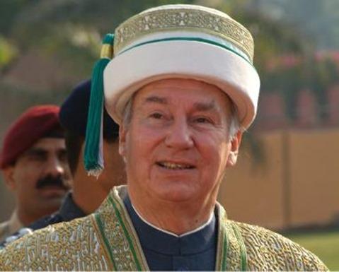 His Highness the Aga Khan