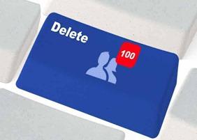 delete irritating friends on facebook