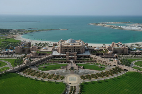 Emirates Palace, Abu Dhabi