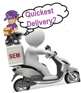 Fast Food Chains with Quick Home Delivery in USA