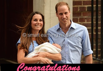 Prince William Becomes Father of a Son