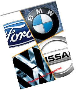 popular car companies