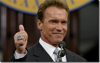 Arnold Schwarzenegger The Governor