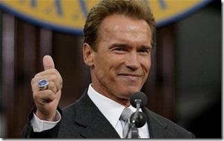 Arnold Schwarzenegger The Governor