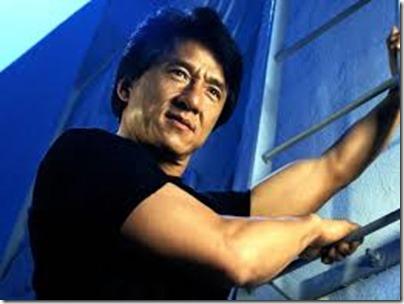 Jackie Chan Stunts