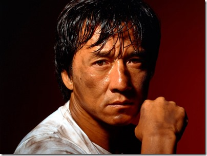Jackie Chan Trademark