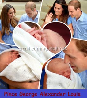 Memorable-Photos-of-Royal-Baby-Prince-George