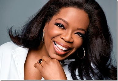 Oprah Winfrey Most popular