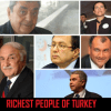 Top 20 Richest People of Turkey in 2013