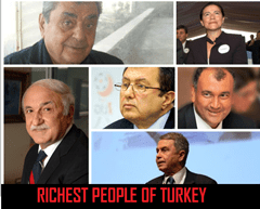 Richest people of turkey