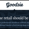 How to make your own storefront with Goodsie?